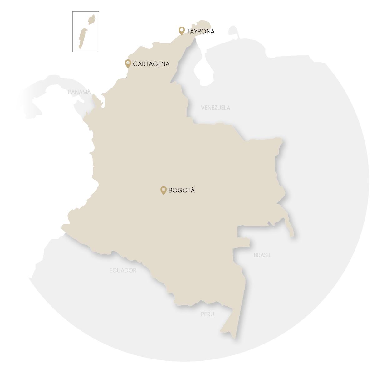 Tour Esencia de Colombia